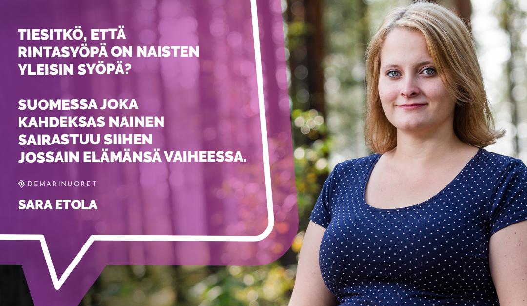 Suomen syöpätutkimuksen puolesta