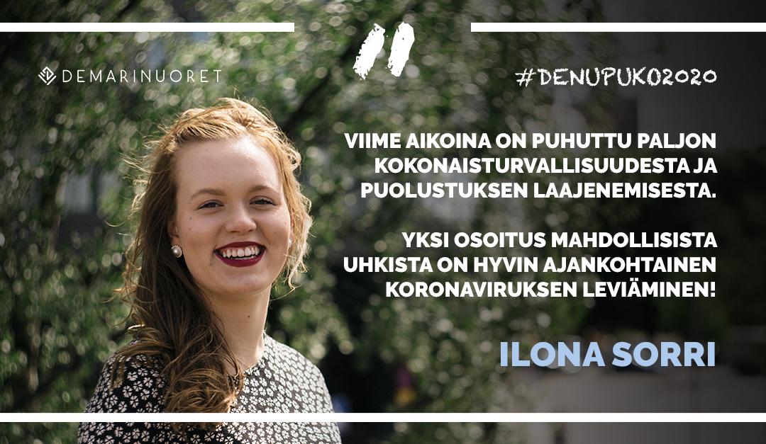 Suomella ei ole varaa menettää maanpuolustukseen sitoutuneita nuoria