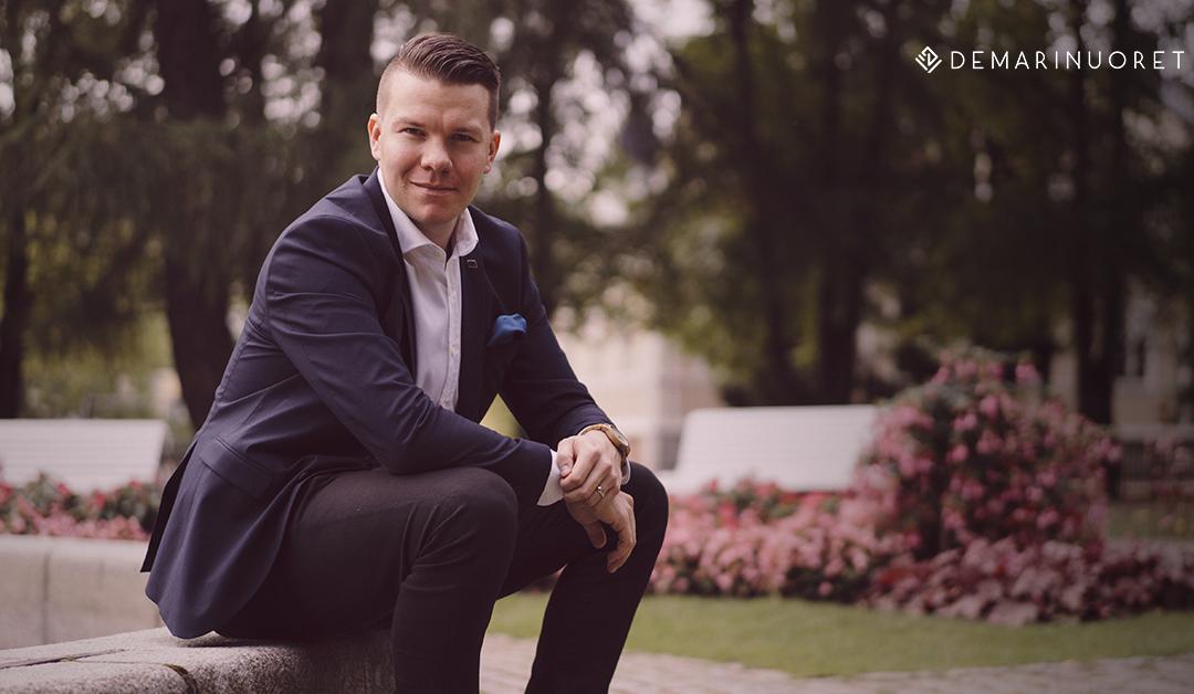 Mikkel Näkkäläjärvi aloittaa 18.5. PAMin Pohjois-Suomen aluepäällikkönä – Demarinuorten toimintaan sijaisjärjestelyjä