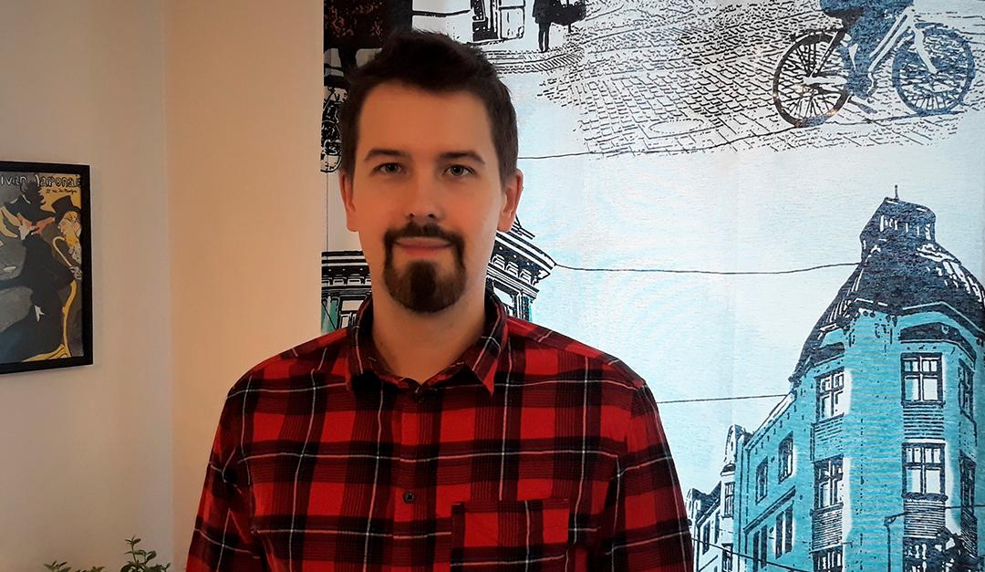 Jyri Tuokko Demarinuorten poliittiseksi suunnittelijaksi!