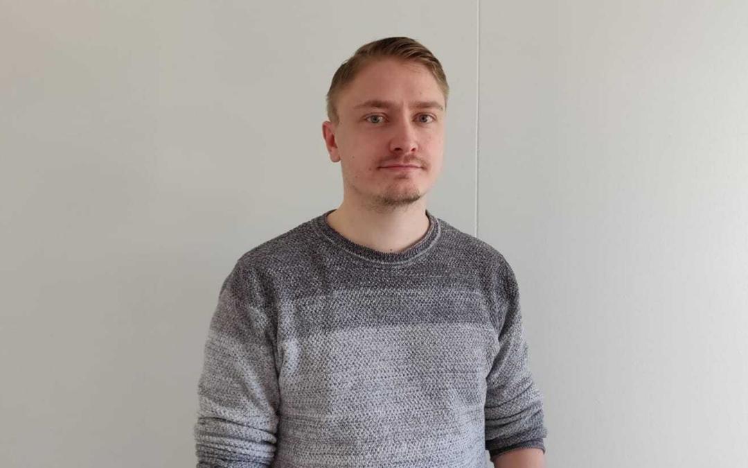 Oscar Lindvall valittu Demarinuorten järjestösuunnittelijaksi
