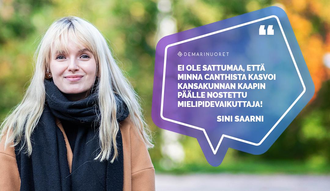 Minna Canth – Kuopio, naisasialiike, Työmiehen perhe ja Papin vaimo – vai oliko se sittenkin toisinpäin?
