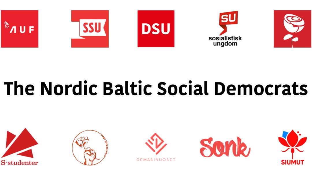 Pohjoismaiden ja Baltian Demarinuoret: Kohti tiiviimpää sosialidemokraattista yhteistyötä Pohjois-Baltiassa