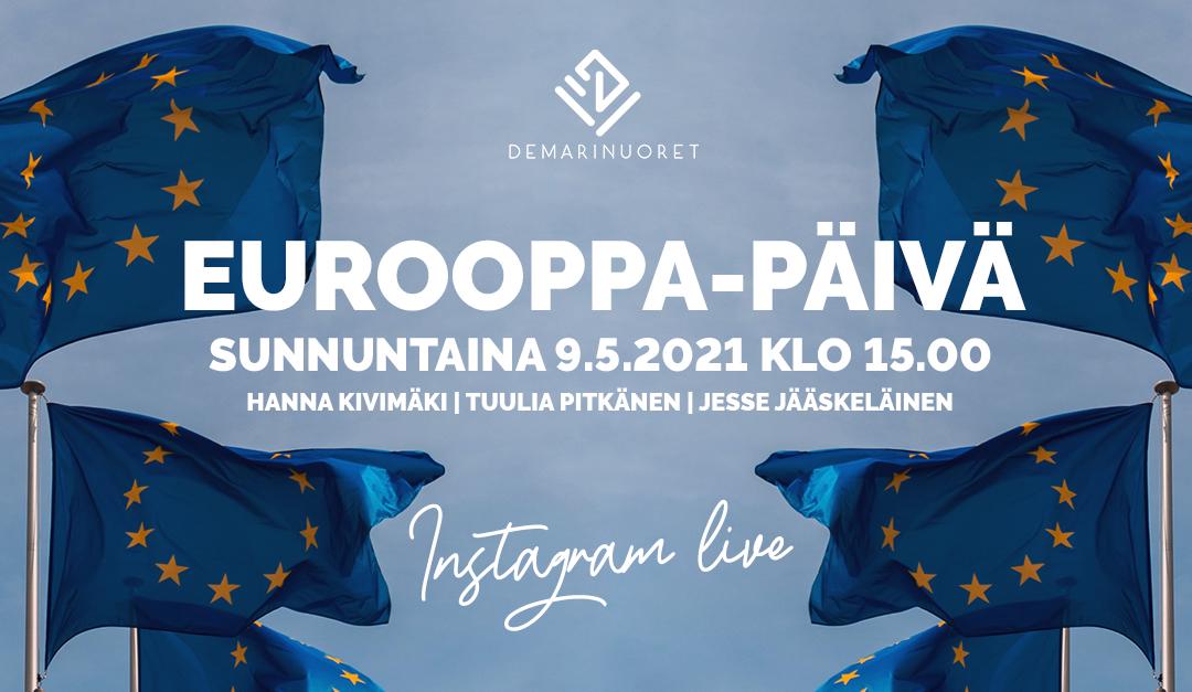 Eurooppa-päivä 6.5.2021