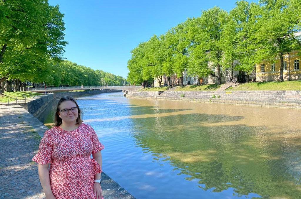 Roosa Savolainen valittu Kaakkois-Suomen Demarinuorten järjestösihteeriksi