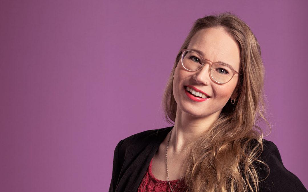 Mari van den Berg valittu Lounais-Suomen Demarinuorten järjestösihteeriksi