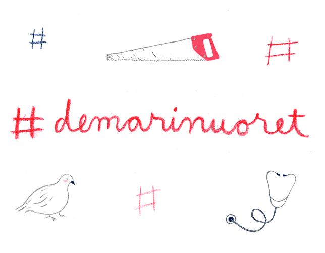 #demarinuoret