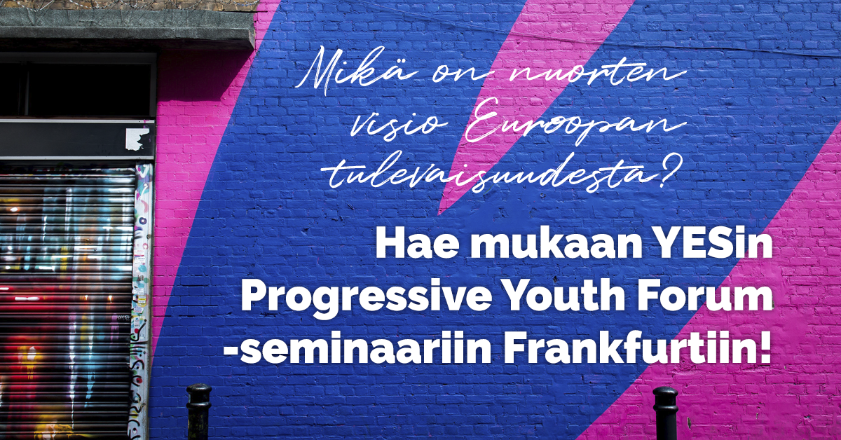 Progressive Youth linkki