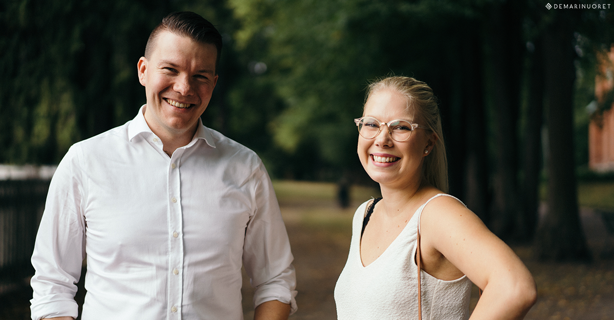 Mikkel ja Tuulia linkkikuva 2018